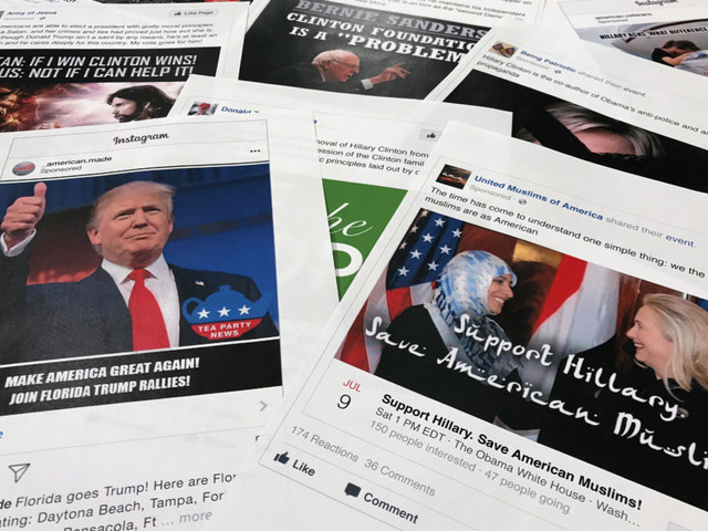 How To Spot Russian Trolls Online Ahead Of 2020 Election