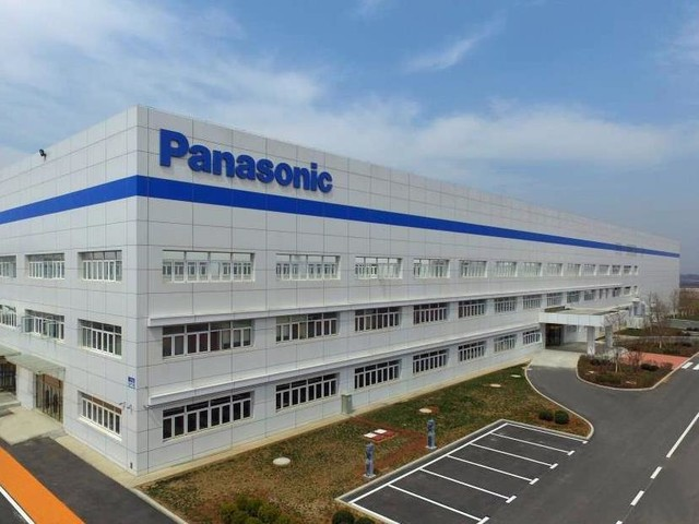 Panasonic Opens Its First Chinese EV Battery Factory