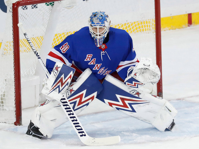 Why Rangers should strike now on Alex Georgiev trade