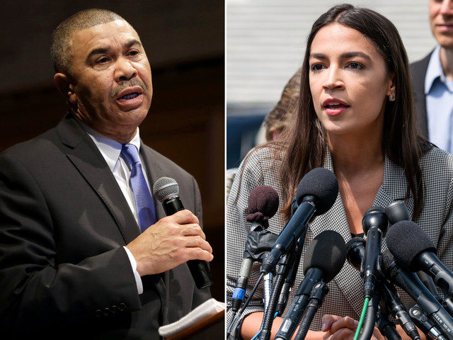 Dem lawmaker rips AOC for playing 'race card' in spat with Pelosi