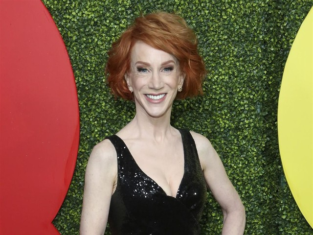 Kathy Griffin: I Have Lung Cancer