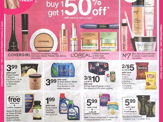 *HOT* Walgreens Ad Preview (Week 1/21 – 1/27)