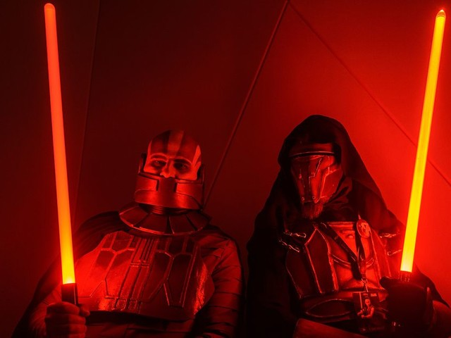 'Binge Mode: Star Wars': 'Star Wars' Video Games