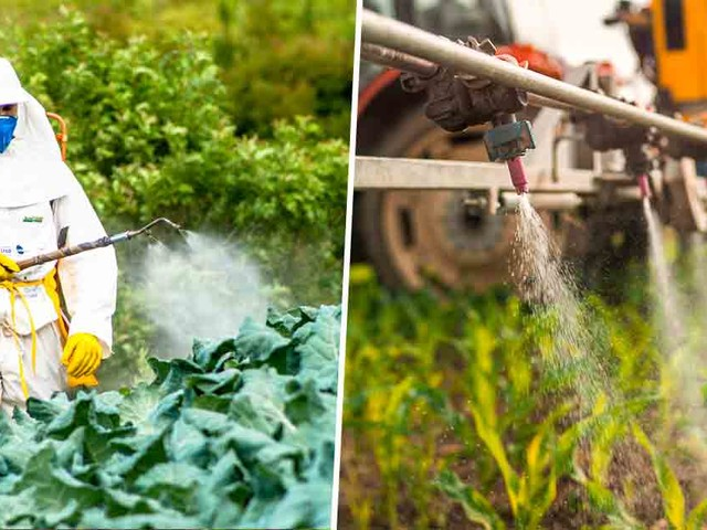 Pumping Up the Pesticides