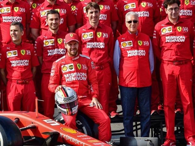 """""""I Must Do Better,"""" Admits Vettel As Leclerc Shines For Ferrari"""