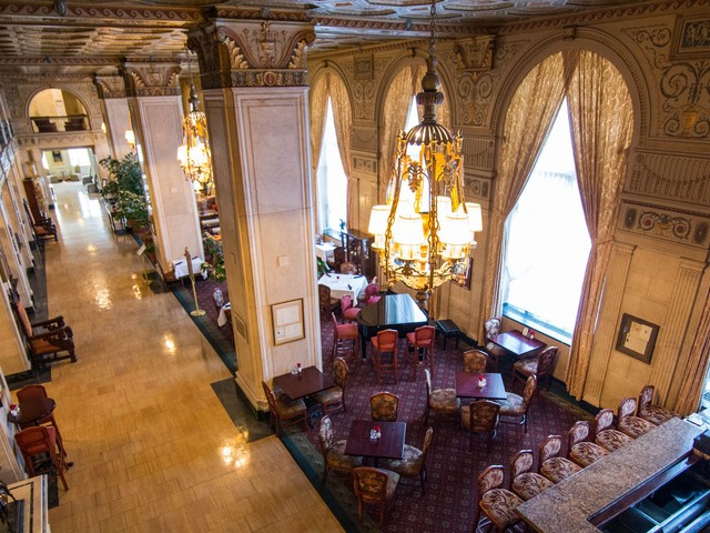 10 historic, grand hotels in the South