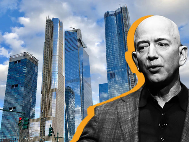 Amazon takes big new office space near Hudson Yards