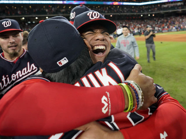 Nationals to visit White House on Monday to celebrate first World Series title