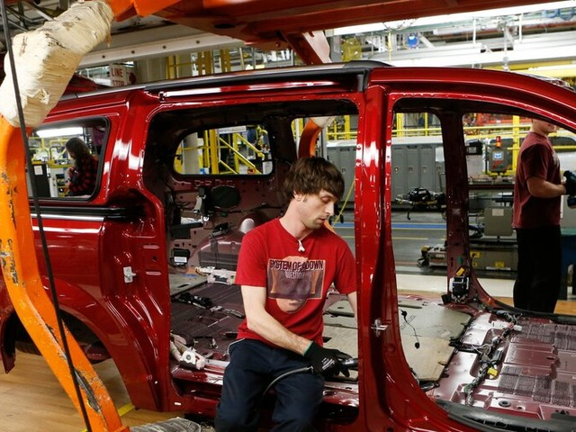 The 40-day GM strike cost the automaker nearly $3 billion — and BAML says Fiat Chrysler is most at risk of a future walkout