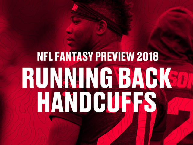 Fantasy football handcuffs for all 32 NFL running back starters
