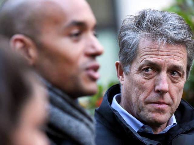 UK Election: Hugh Grant, Steve Coogan, John Cleese & Alan Sugar Among Celebrities To Wade In Ahead Of December 12 Vote