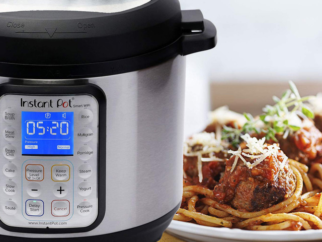 The Instant Pot deal that was missing on Cyber Monday is finally here for just $59.99, today only