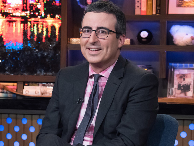 John Oliver, HBO Sued For Defamation By Coal Baron Robert E. Murray