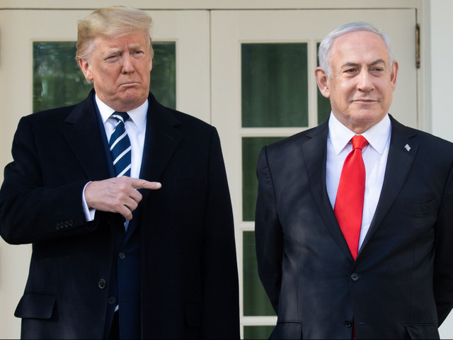 Middle East peace plan has 'chance' despite Palestinian rejection, Trump says