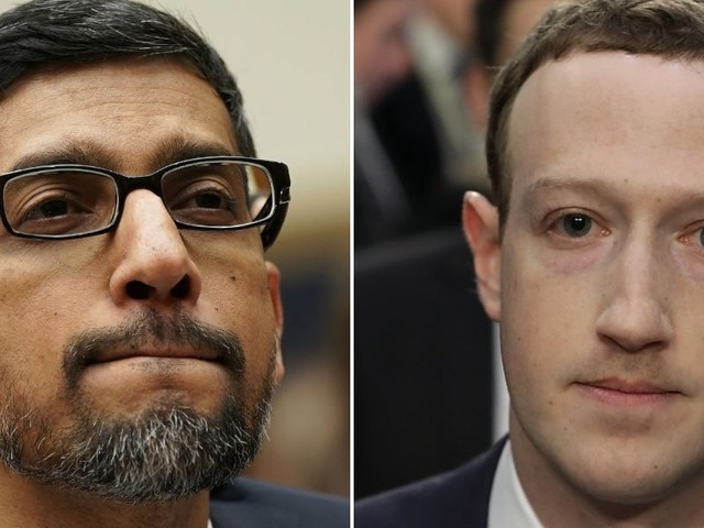 Silicon Valley is about to lose a battle in its war against paying tax on big-tech revenues
