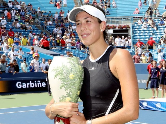 Tennis Channel Court Report: Muguruza cruises to women's W&S title