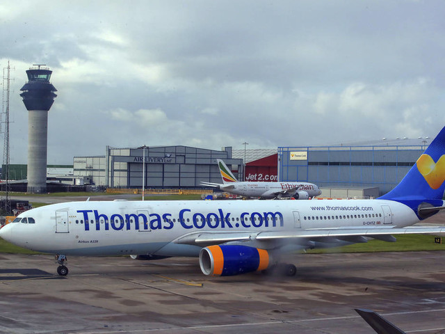 British tour operator Thomas Cook collapses, bookings canceled