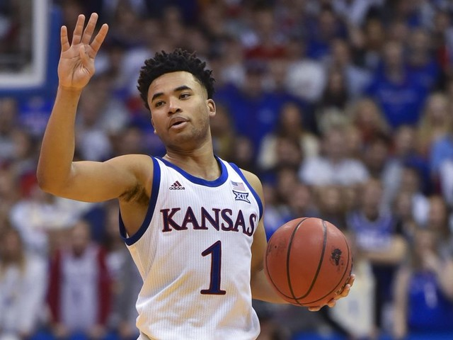 Devon Dotson is the catalyst Kansas basketball needs for a title run