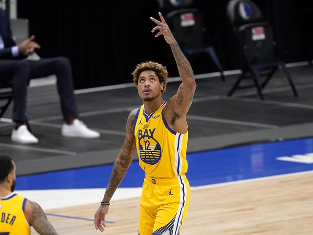 Golden State Warriors won't have Kelly Oubre for the NBA's play-in tournament