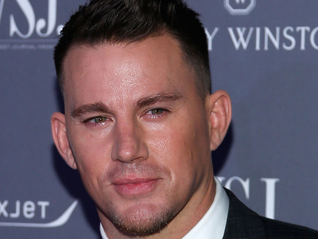 Channing Tatum Took His Daughter to See 'Frozen' on Stage & She Dressed Up as Elsa!