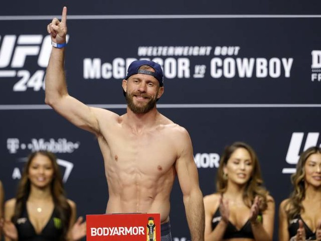 2 Potential Fights to Make for Donald 'Cowboy' Cerrone