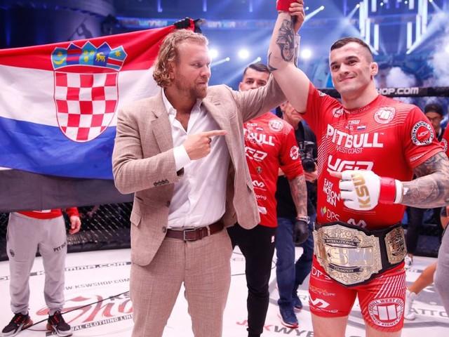 Roberto Soldic defends title against Patrik Kincl at KSW 50