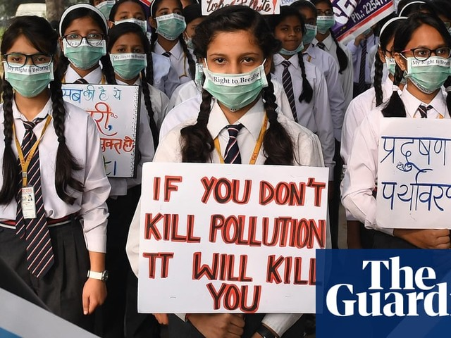 Cutting air pollution 'can prevent deaths within weeks'