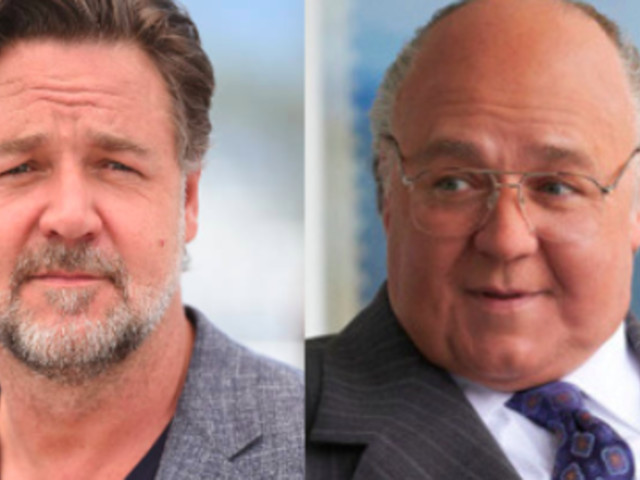 Russell Crowe Transforms Into Roger Ailes In 'The Loudest Voices' First Look