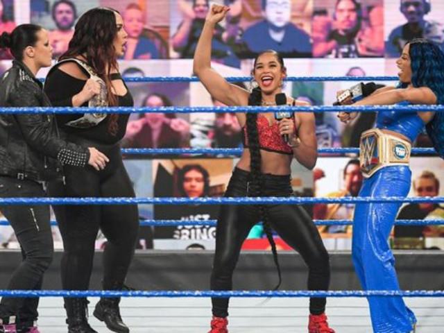 WWE Fastlane 2021: First Match Announced, Sasha Banks and Bianca Belair Take on Tag Team Champions Nia Jax and Shayna Baszler