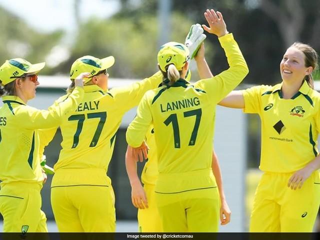 AUSW vs INDW: Australia Women Register 25th Consecutive ODI Win