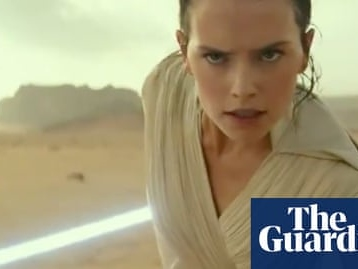 The Rise of Skywalker: Star Wars Episode IX title revealed as first trailer drops
