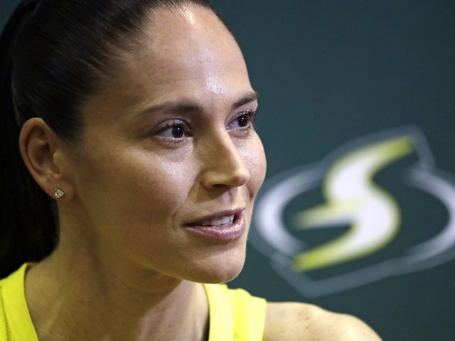 At age 38, Sue Bird hoping to return to WNBA after knee surgery