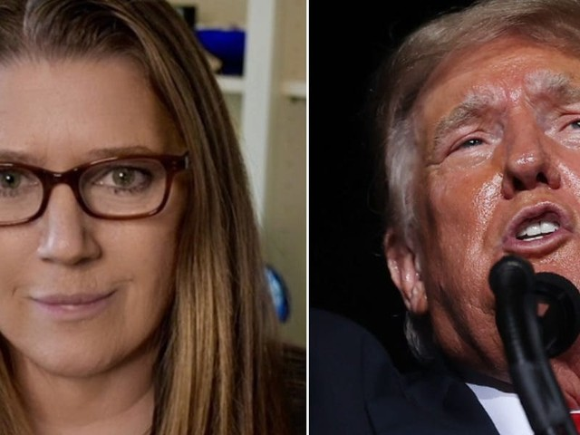 Mary Trump called her uncle a 'loser' for suing her over a story that revealed his tax returns, saying he's acting out of desperation