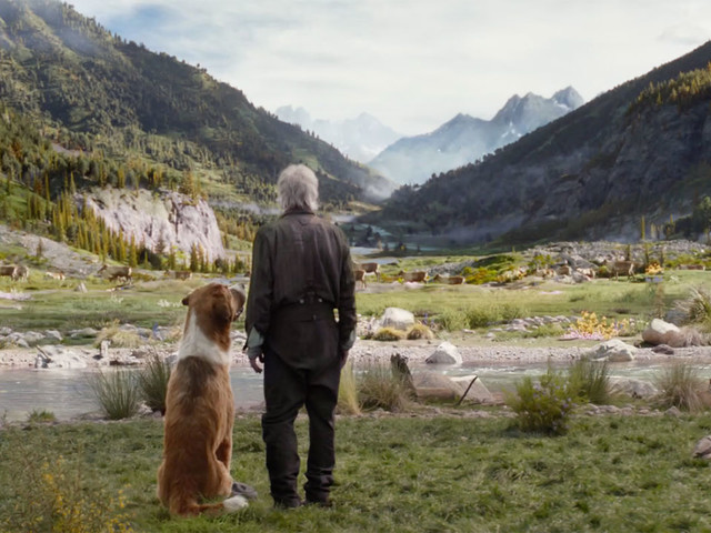 Watch the new trailer for 'Call of the Wild'