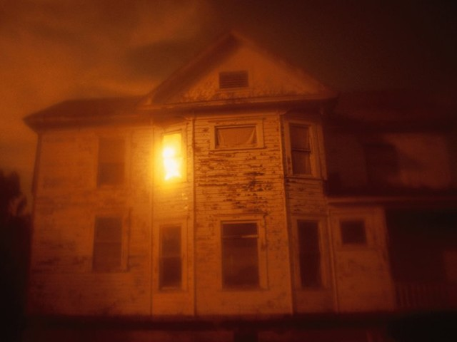 On Campus: My Haunted Dorm Room