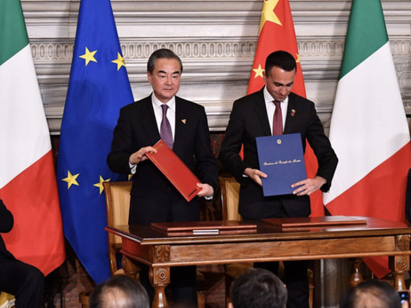 """Italy Defies West As It Officially Joins China's """"Neocolonial Project"""""""