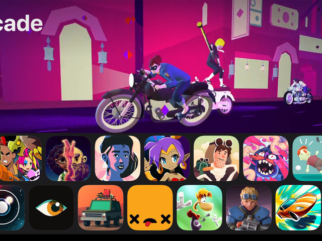 Apple Arcade Is Live In The iOS 13 Beta And It's A Lot