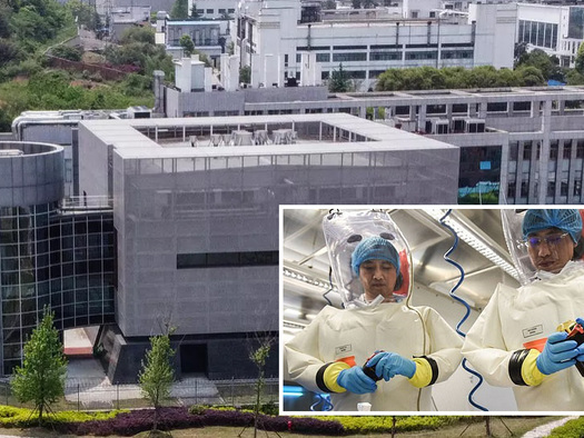 Top US Official Says 'Growing Body Of Evidence' Shows COVID-19 Leaked From Chinese Lab