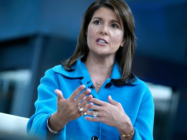 Nikki Haley slammed for claim that Democrats are 'only ones that are mourning the loss of Soleimani'