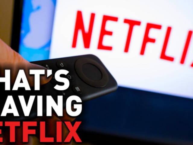 Here's what's leaving Netflix in September