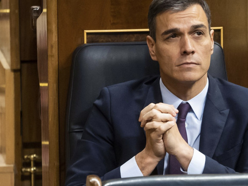 Spanish Socialists Call For Snap Election After Losing Budget Battle