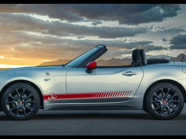 Fiat Ends 124 Spider Production For Europe, U.S. Model To Continue For 2020MY