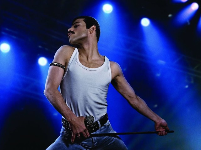 Oscars: Rami Malek wins lead actor for Queen biopic 'Bohemian Rhapsody'