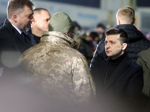 Ukraine's Zelensky wants to end a war in the east. His problem: No one agrees how to do it.
