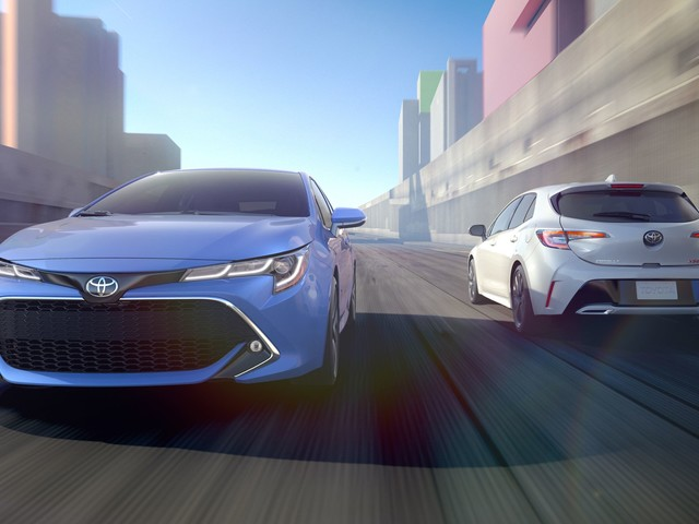 2019 Toyota Corolla Hatchback: iM Just a Corolla Now – Official Photos and Info