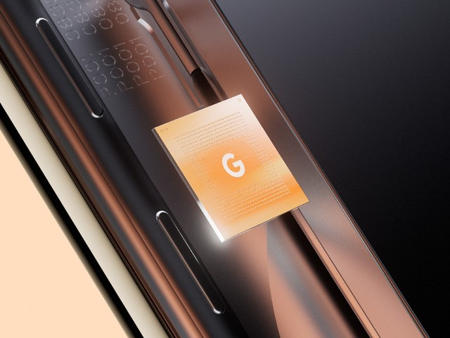Google's own mobile chip is called Tensor