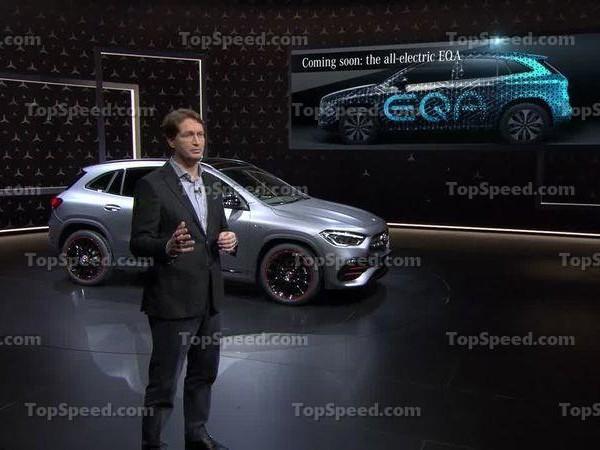Why the Mercedes EQA EV Won't Be a Hatchback