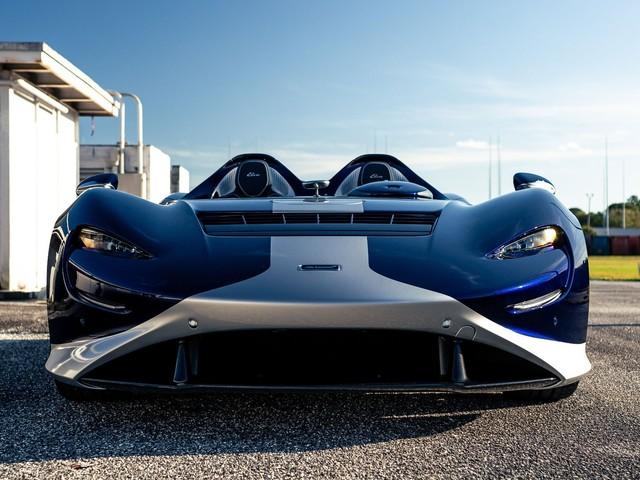 2021 McLaren Elva MSO