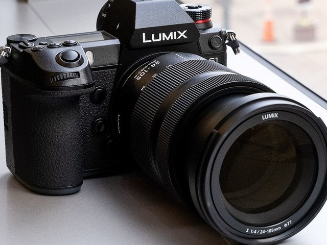 Panasonic Lumix S1 review: the mirrorless heavyweight