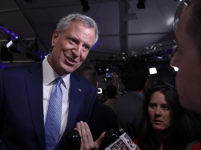 Mayor de Blasio's Unfinished Agenda